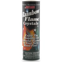 Rainbow Flame Crystals, 1 Lb Canister