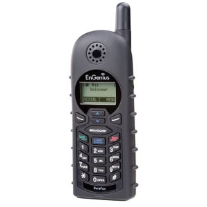 EnGenius DuraFon 1X-HC Long Range Industrial Cordless Phone Handset - Cordless - 1 x Phone Line - 1 x Handset - Speakerphone - Hearing Aid Compatible ()