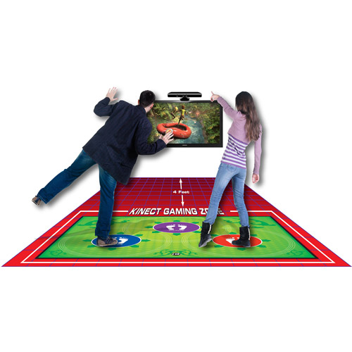 CTA Kinect Perfect Range Anti-Slip Game Mat (Xbox 360/Kinect)