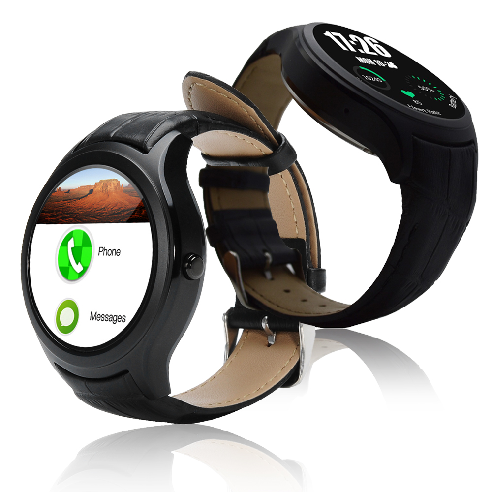 inDigi A6 SmartWatch & Phone - Android 4.4 OS + Bluetooth...
