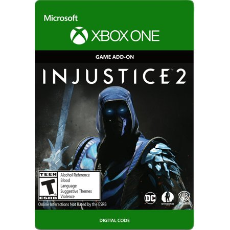 Xbox One Injustice 2: Sub-Zero Character (email