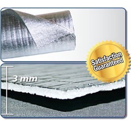 SmartSHIELD -3 Reflective Insulation roll , Heat Shield, Thermal Insulation on home masonry, home ventilator, home crawl space insulation, home crown molding, home solar energy, home windows, home air conditioning, home building materials, home fencing, home new construction,
