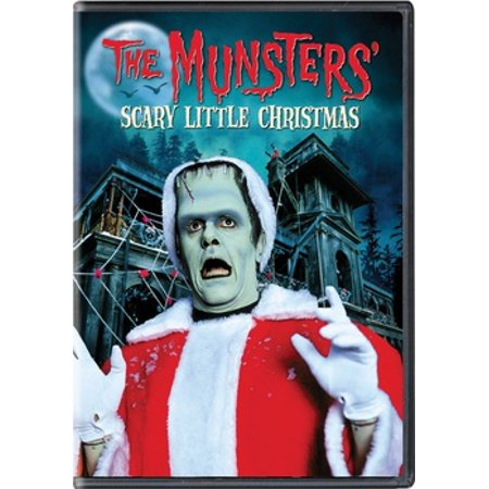 The Munsters' Scary Little Christmas (DVD) - Not Too Scary Halloween Movies