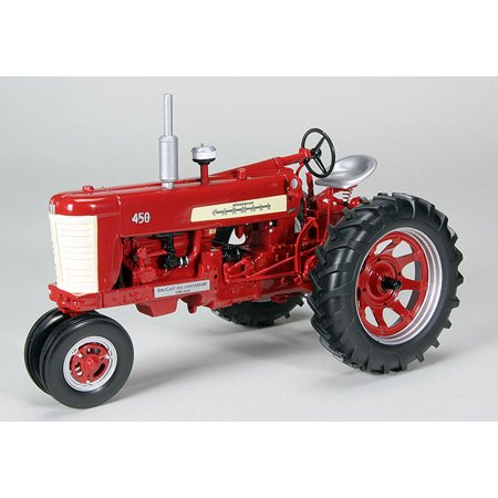 Farmall 450 Narrow Front Tractor 30th Anniversary 1/16 Diecast Model by Speccast ()