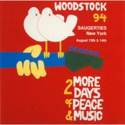 Woodstock - Sticker