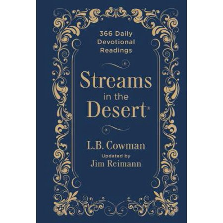 Streams in the Desert : 366 Daily Devotional Readings (The Creatures Halloween Stream)