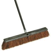 "Laitner Brush Company 24"" Push Broom"