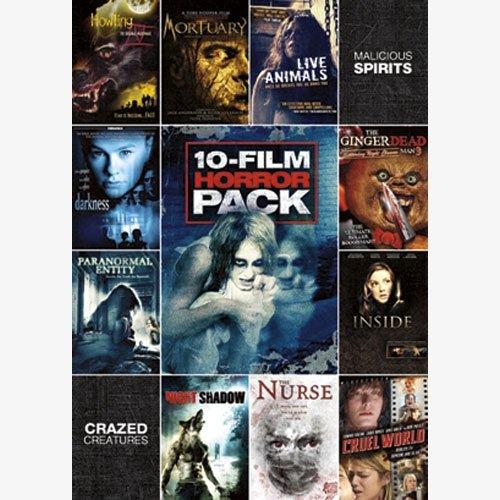 10-Film Horror Pack, Vol. 1