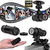 GBSELL Full HD 1080P DV Mini Waterproof Sports Camera Bike Helmet Action DVR Video Cam