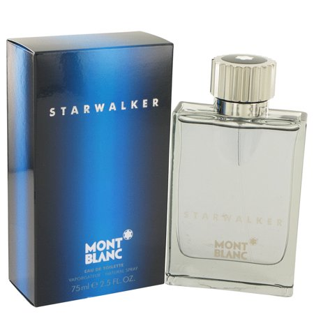 Mont Blanc Starwalker Eau De Toilette Spray for Men 2.5 (Best Affordable Sauvignon Blanc)