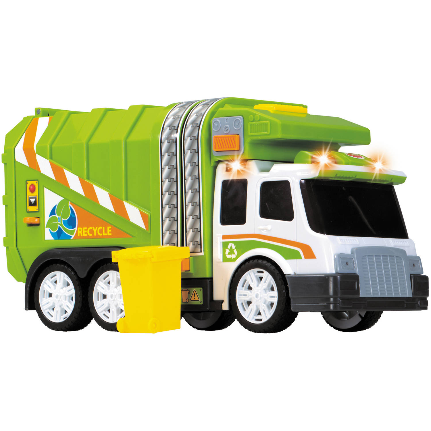 Dickie Toys Large Action Garbage Truck by Dickie Toys