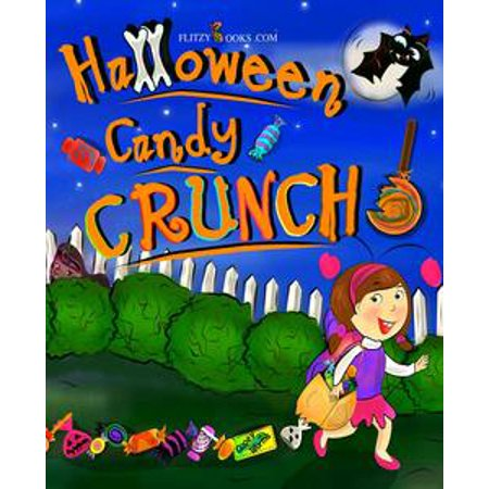 Halloween Candy Crunch! - eBook - Candy Crush Halloween Sale