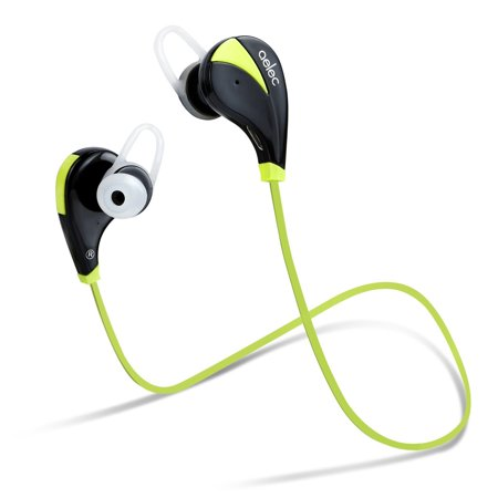 bluetooth headphones aelec s350 wireless in ear sports earbuds sweatproof earphones noise. Black Bedroom Furniture Sets. Home Design Ideas