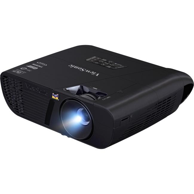 ViewSonic LightStream PJD7526W DLP projector 3D by Supplier Generic
