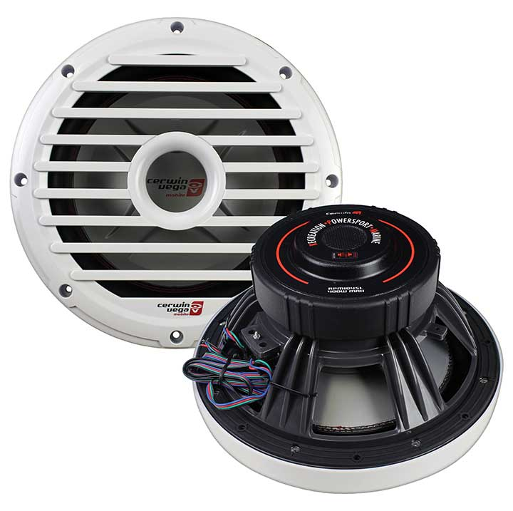 "Buy Cerwin Vega RPM104FA Rpm 10"" 4ohm Svc Subwoofer For Free-air Applications 400w Max   200w...  by Cerwin-Vega"