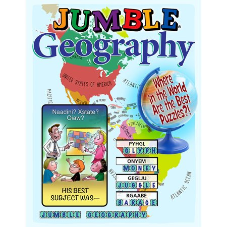 Jumble® Geography : Where in the World Are the Best