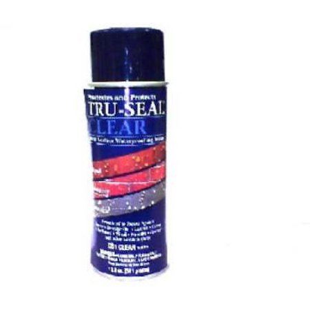 Thru Valve - CS1 Tru-Seal Aerosol Clear Waterproofing Sealer Spray