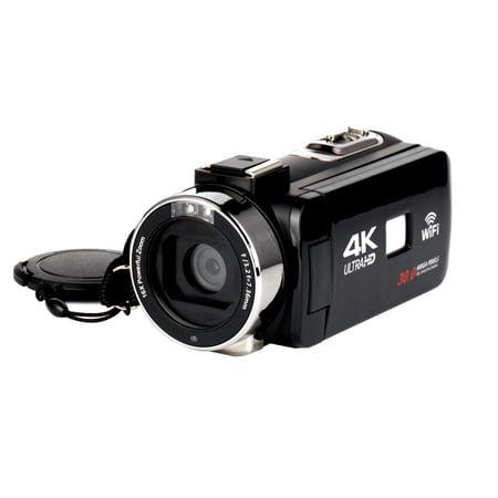 4K Digital Camera, Outdoor Home Handheld DV Professional Night Shot