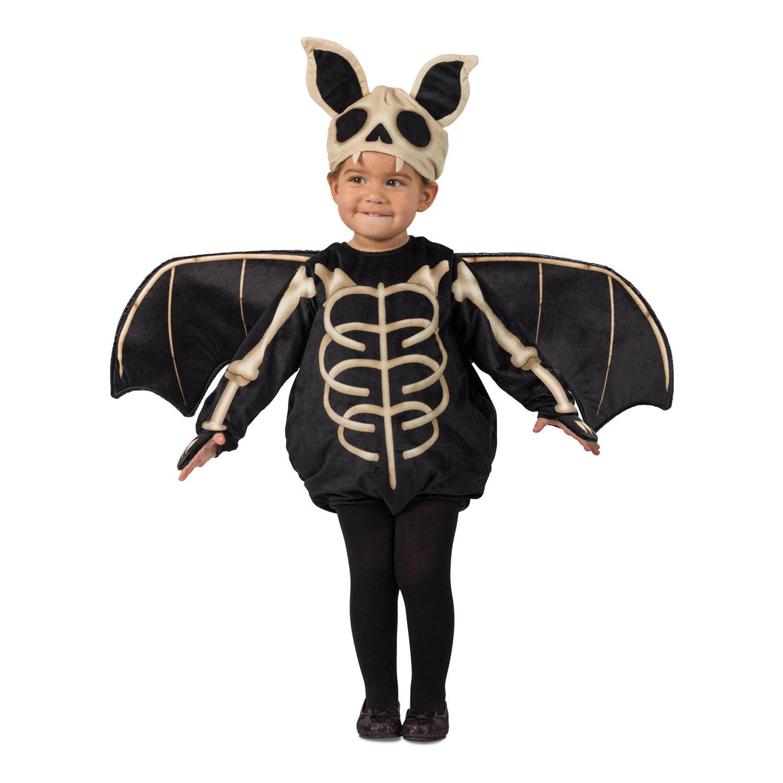 Toddler Skele-Bat Costume