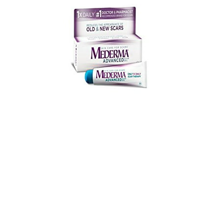 Mederma Advanced Scar Gel 0.70 oz - Rigid Collodion Scars