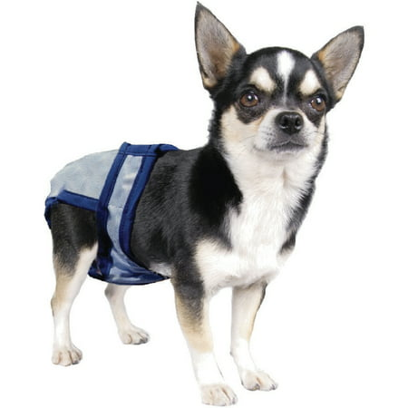 PoochPants Reusable Dog Diaper-X-Small-4 To 7lbs - image 1 of 2