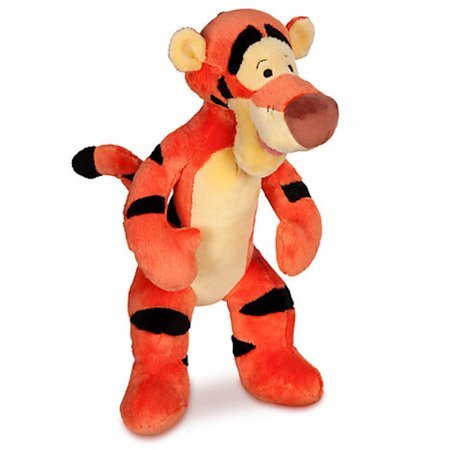 Disney Store Tigger Plush Winnie the Pooh Medium 14'' Toy New With - Winnie The Pooh Tigger Halloween Costume