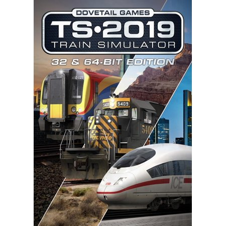 Train Simulator 2019, Dovetail Games, PC, [Digital Download],