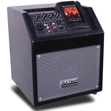 DJ-Tech iCube 50 Public Address System 50 W Amplifier - 5