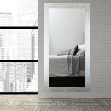 Industrial Modern Floor Leaning Tall Mirror 32''x 71'' ()