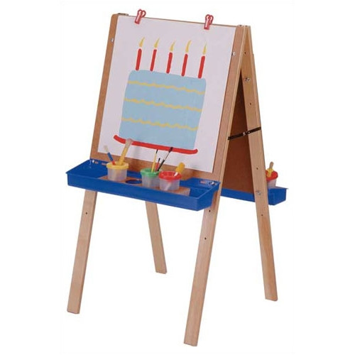 Jonti-Craft Folding Board Easel