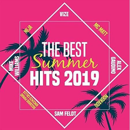 Best Summer Hits 2019 / Various (CD)
