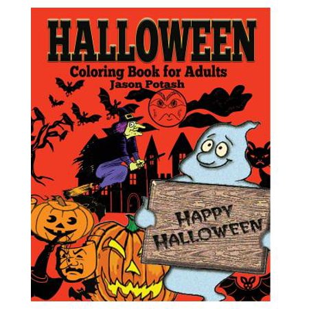 Halloween Coloring Book for - Pinterest Halloween Arts And Crafts For Preschoolers