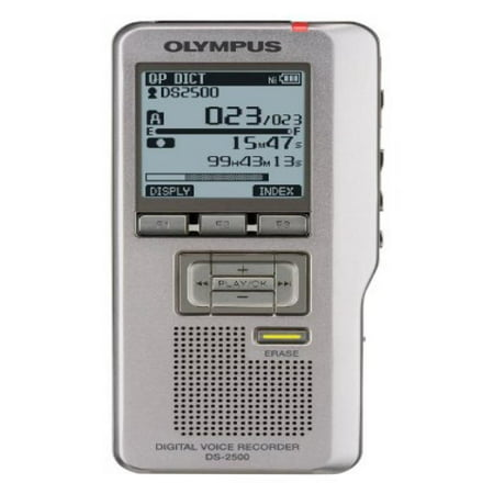 Olympus DS-2500 Digital Voice Recorder by