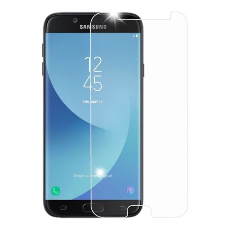 Gen Lcd Screen Display - Tempered Glass Screen Protector LCD Film Guard Shield for Samsung Galaxy J7 (2018)/J7 Refine/J7 Star/J7 V 2nd Gen (2018)