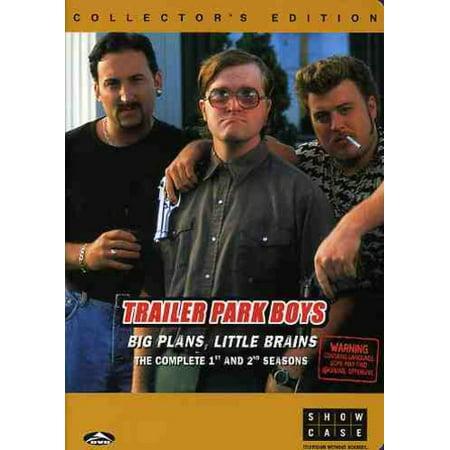 Trailer Park Boys: Seasons 1 and 2 (DVD)