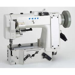 Econosew Extra Heavy Double-chainstitch Machine 300UX5 w/ table & motor