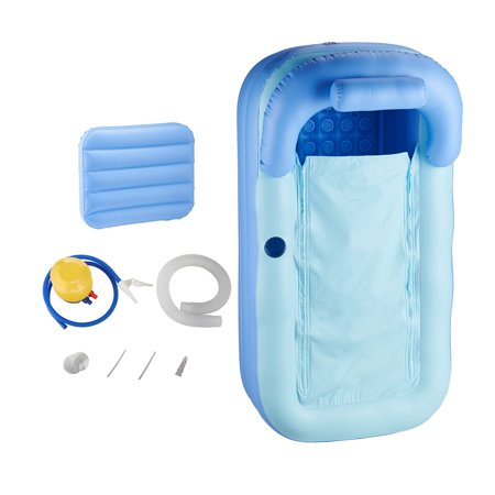CO-Z PVC Inflatable Spa Bathtub Kit Adult Size](Inflatable Bath Adult)
