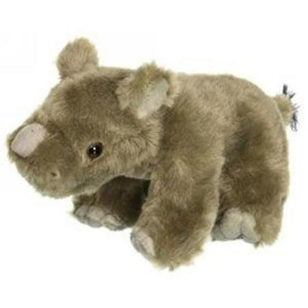 Baby Rhino Stuffed Animal - 8