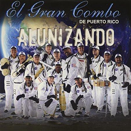 El Gran Combo De Puerto Rico / Alunizando (Vinyl) (El Gran Combo De Puerto Rico June 10)