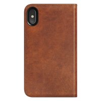 Nomad Leather Folio for Apple iPhone X and XS (Brown)