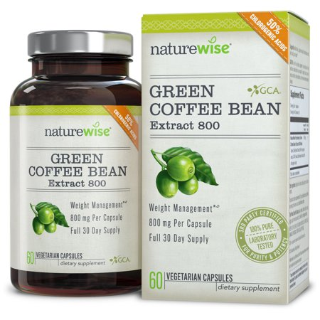 Naturewise green coffee bean extract 800 reviews