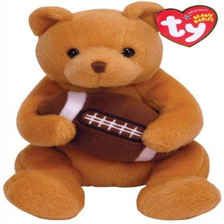 Ty Blitz - Football Bear (Stuffed Football)