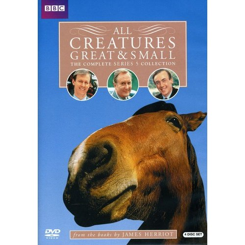 All Creatures Great & Small: The Complete Series 5 Collection (Full Frame)