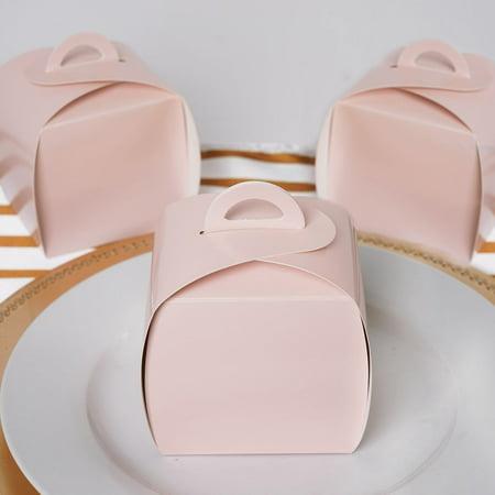 Balsacircle 25 Pcs Cupcake Purse Wedding Favors Boxes Wedding