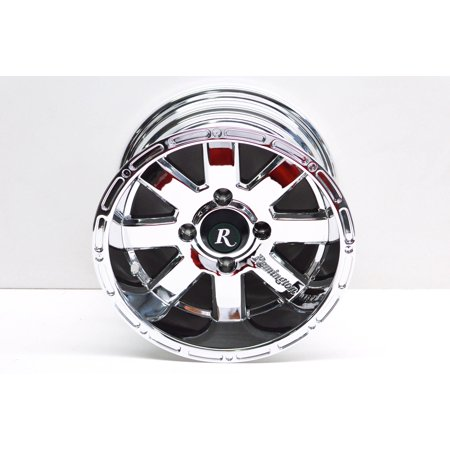 Wheel Rim 12x7 74.6mm 4-101.6 (Stock F250 Rims)