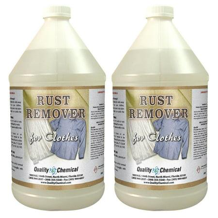 Rust Remover for Clothes - 2 gallon case