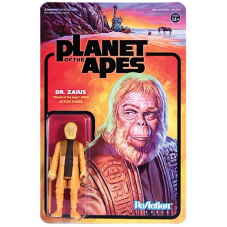 Chief Reaction Series (ReAction Planet of the Apes Series 1 Dr. Zaius Action Figure)