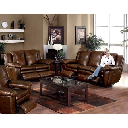 sonoma 497 three pc reclining living room set in sable