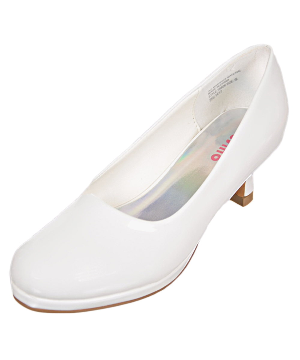 "Josmo ""Kate"" Teacup Heel Shoes (Girls Youth Sizes 12 5) by Josmo"