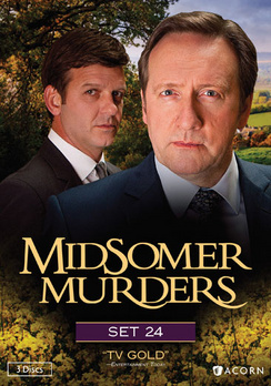 Midsomer Murders: Set 24 (DVD) by Image Entertainment